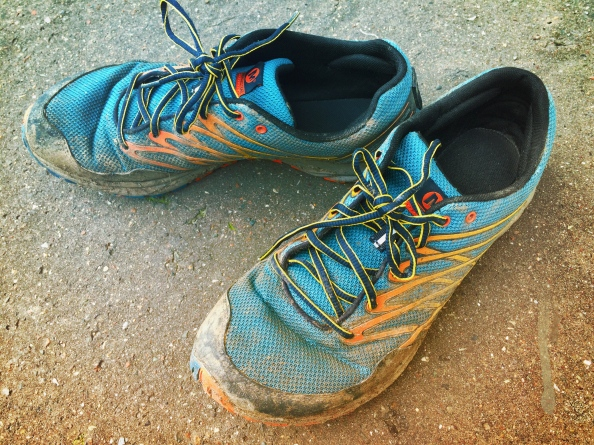 Test des Merrell Bare Access Trail