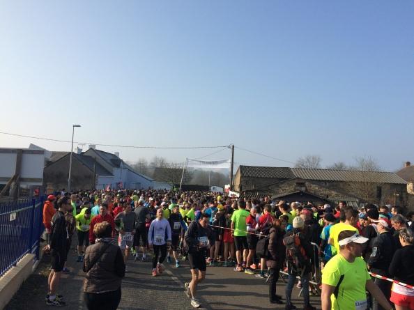Mon premier semi-marathon – suite etfin