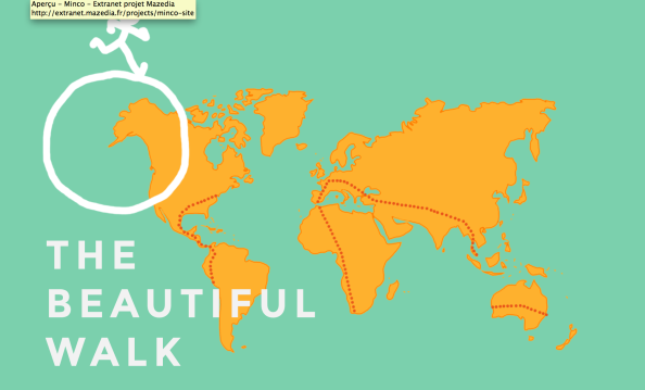 The Beautiful Walk : et si on faisait un tour du monde imaginaire ?